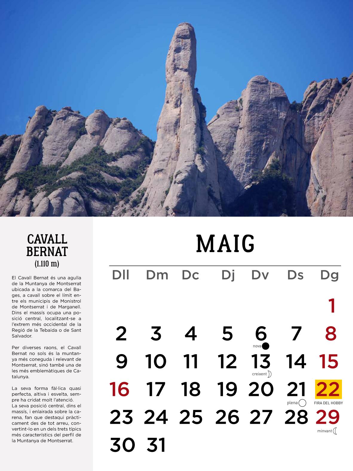 calendari 2016 2